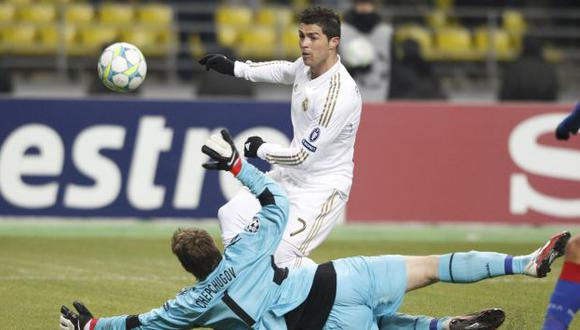 LETAL. 'CR7' sumó 17 goles en la Champions con el Madrid. (Reuters)