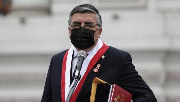 Alex Paredes, congresista y vocero de Perú Libre, en conflictos con su bancada. (Foto: archivo GEC)