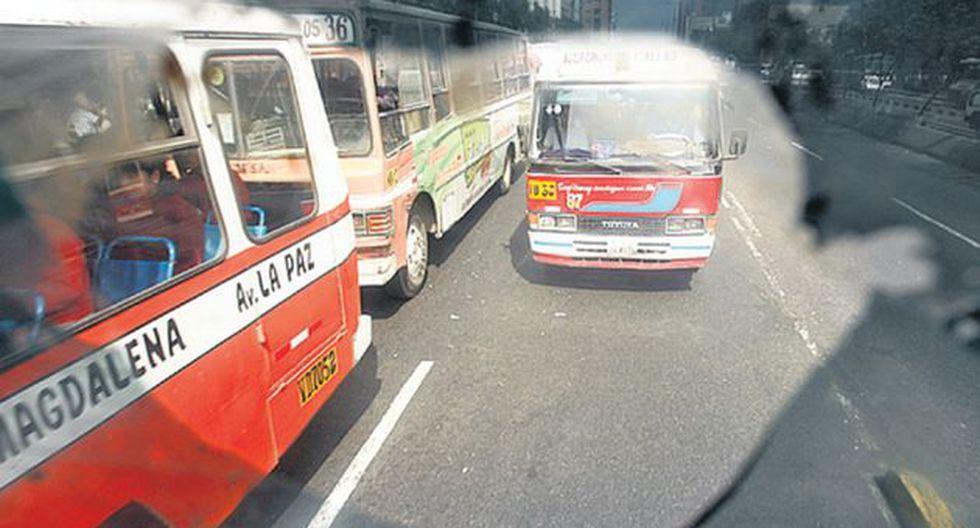 NUEVOS BUSES. Transportistas deberán modernizar unidades. (USI)