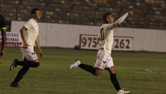 Universitario de Deportes venció 2-1 a UTC por el Torneo Clausura. (Twitter Universitario de Deportes)