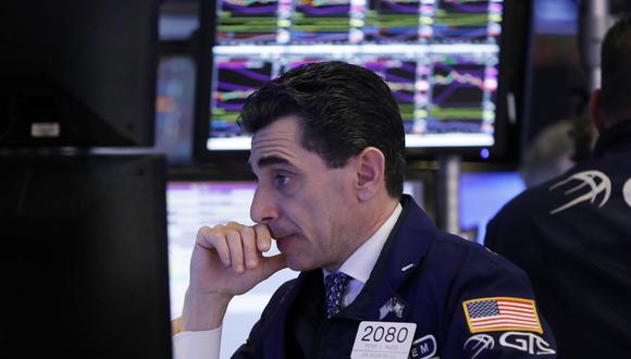 Los inversores no se mostraron tan optimistas como el miércoles sobre las perspectivas de las negociaciones comerciales entre EE.UU. y China. (Foto: AP)