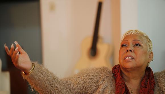 La cantante criolla se postulará al Congreso de la República con el partido liderado por Solidaridad Nacional. (Difusión)