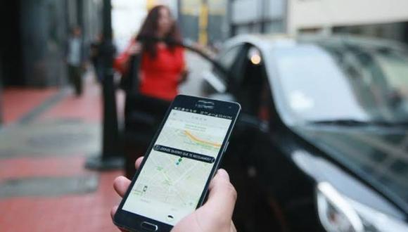 Indecopi, mediante un comunicado, indicó que no cuenta con facultades para prohibir o sancionar la intermediación de servicios de taxi a través de plataformas virtuales. (Foto: GEC)