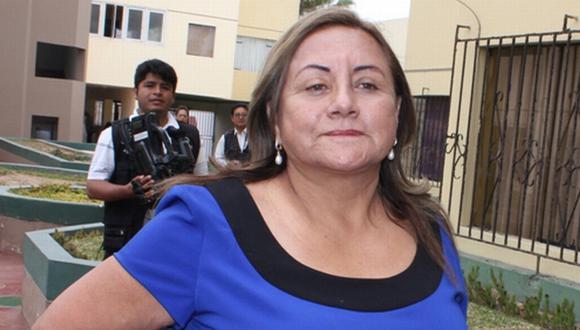 Embargan cuenta bancaria por S/.10,500 a congresista Rosa Núñez. (USI)