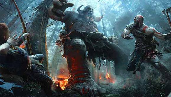 La nueva entrega de God of War llegará en exclusiva a PS4 este año 2018