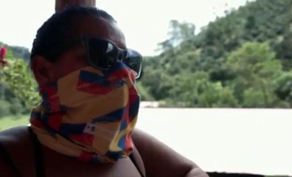 'La Diabla' admite que le gusta que le paguen por matar desde los 15 años. | Foto: Captura Doing Drugs For Fun