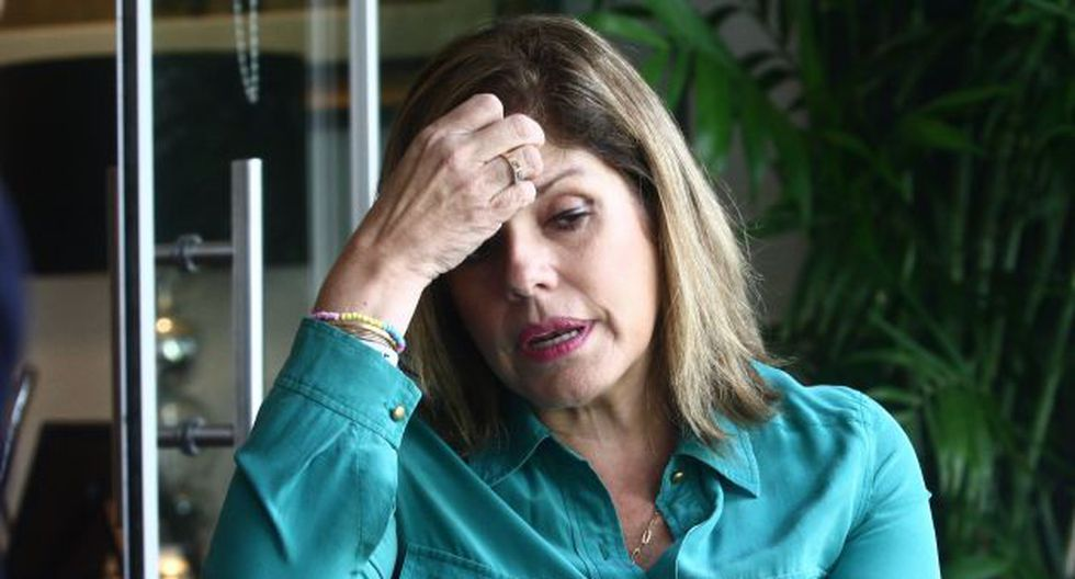 "Mercedes Aráoz sobre Alfredo Thorne: ""Da pena perder a alguien que iba trabajando tan bien"". (USI)"