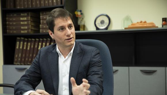 Pérez indicó que en caso Mora sea electo en el Parlamento y jure al cargo el Partido Morado impulsará su desafuero. (Foto: GEC)