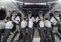 SpaceX: la nave Crew Dragon con cuatro astronautas de la ISS regresó a la Tierra