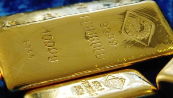 El precio del oro se elevó más de 1% durante a nivel semanal, registrando su mejor desempeño en 5 semanas. (Foto: Reuters)