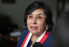 """Presidenta del TC pide que ciudadanía tenga """"mirada vigilante"""" en audiencia sobre prescripción de deudas tributarias"""