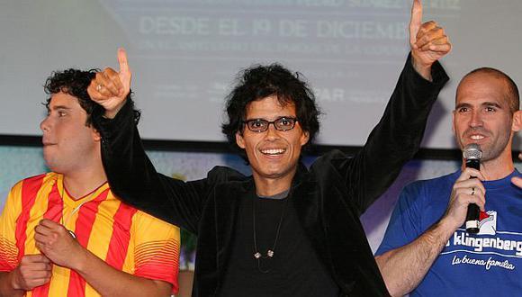 Pedro Suárez-Vértiz compuso temas de obra 'Las fabulatas en Navilandia'. (USI)