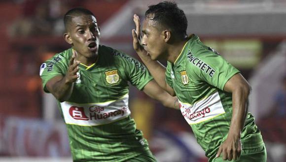 Sport Huancayo vs. Argentinos Juniors: chocan por el pase a la segunda ronda de la Copa Sudamericana 2020. (Foto: AFP)