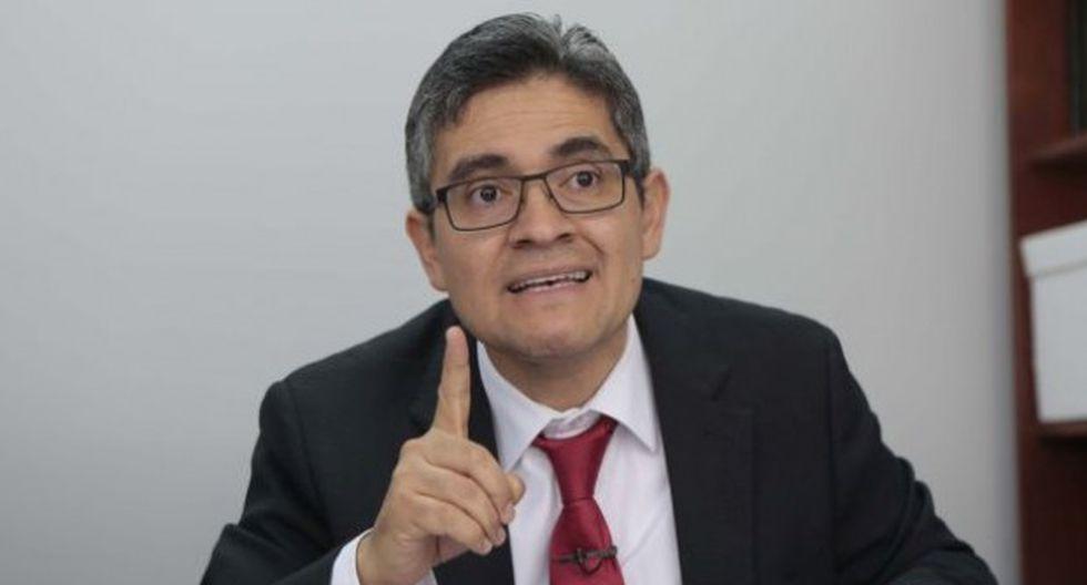 Pérez indicó que todos los fiscales del equipo especial coordinado por Rafael Vela se han sentido agraviados por lo dicho por el aún fiscal supremo.(Foto: GEC)