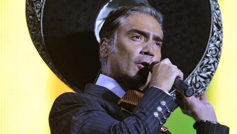 Alejandro Fernández se salvó de morir tras accidente (EFE)