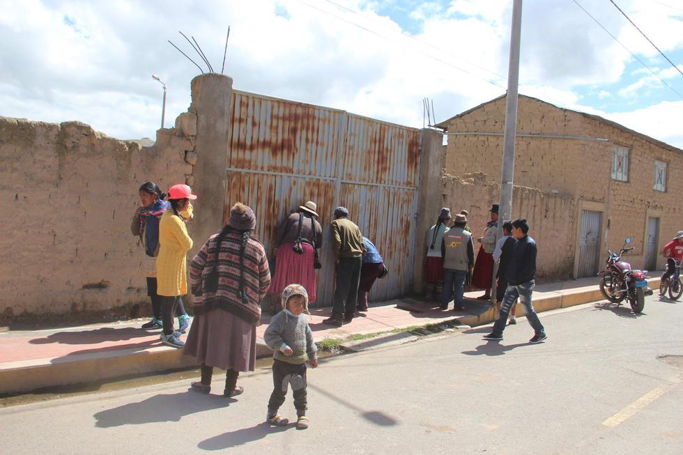 Tres hermanitos mueren en un incendio en Puno. (USI)