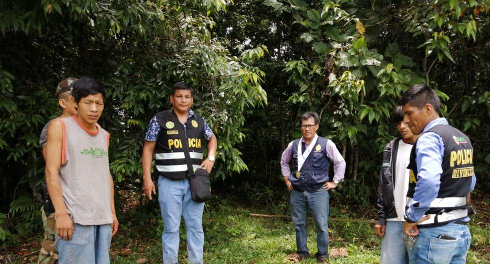 Detenidos admitieron su participación en el homicidio de guardián. (PNP)