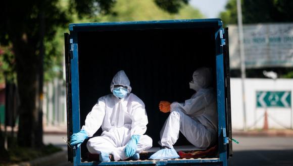 Casi 250.000 personas han muerto por el nuevo coronavirus en todo el mundo desde su aparición en China