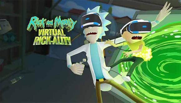 La popular serie de televisión llegará a la realidad virtual de PS4.