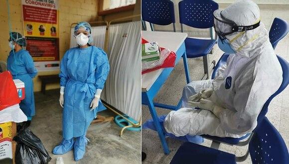 Tres de los pacientes con COVID-19 la región Ucayali se encuentran hospitalziados. (Foto: Diresa Ucayali)