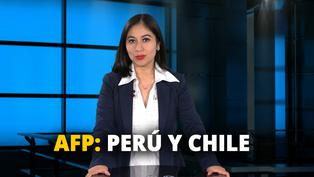 AFP: PERÚ Y CHILE