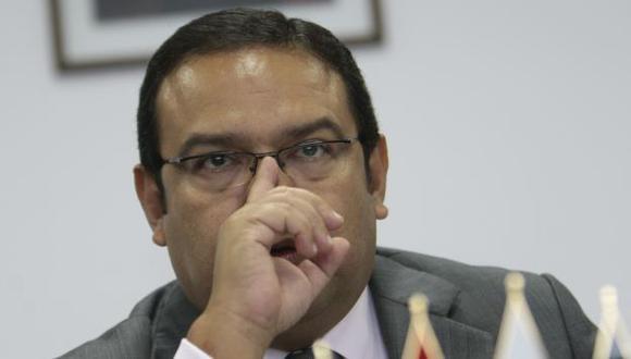 Señaló que la reforma salarial se realizará en cinco tramos. (Rafael Cornejo)