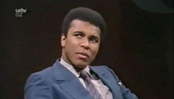 Ali dio a conocer un terrible episodio de racismo que hizo que se convirtiera al Islam. (BBC)