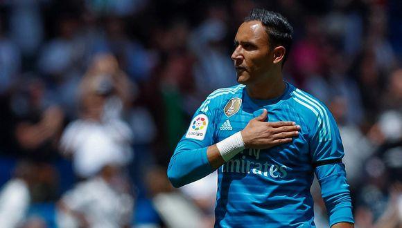 Keylor Navas no ha tenido continuidad esta temporada en Real Madrid. (Foto: EFE)
