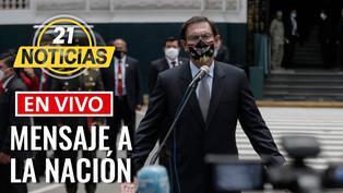 Congreso aprueba vacancia a Martín Vizcarra