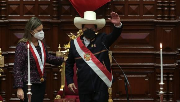La Cámara de Comercio de Lima expresó su preocupación por la serie de ofrecimientos de Pedro Castillo en distintos ámbitos. (Foto: Congreso)