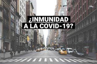 COVID-19: inmunidad a virus disminuye rápidamente, según estudio