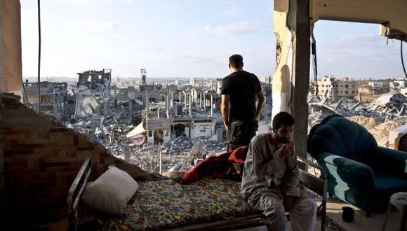 Israel condiciona tregua permanente a Palestina.(AFP)