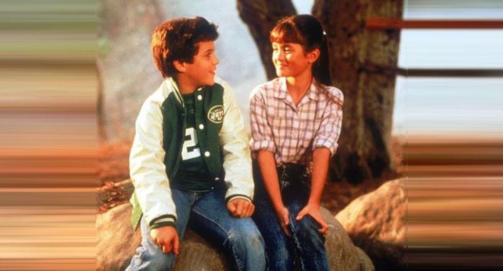 """Danica McKellar y Fred Savage, protagonistas de """"Los años maravillosos"""". (Foto: Difusión)"""