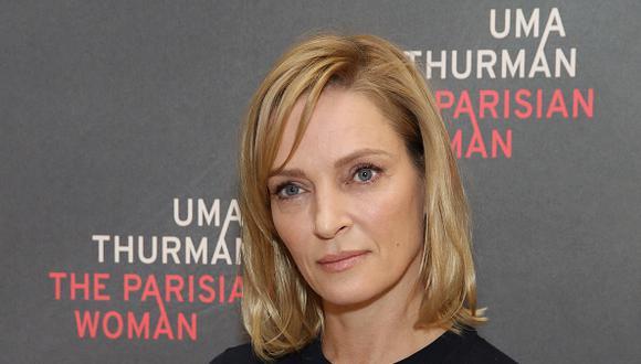 """Uma Thurman fue considerada por Quentin Tarantino como su """"musa"""". (Getty Images)"""