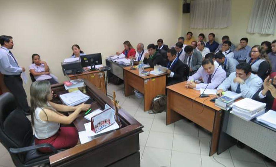 Poder Judicial evalúa prisión preventiva contra Víctor Antonio Becerril. (Foto: Poder Judicial)