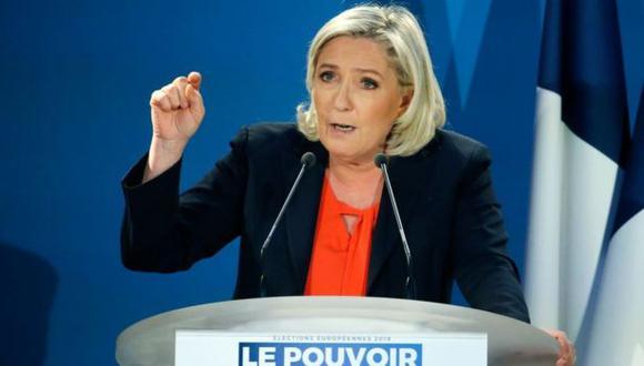 Marine Le Pen es la líder de ultraderecha con mayor proyección en Francia. (Foto: Getty Images)