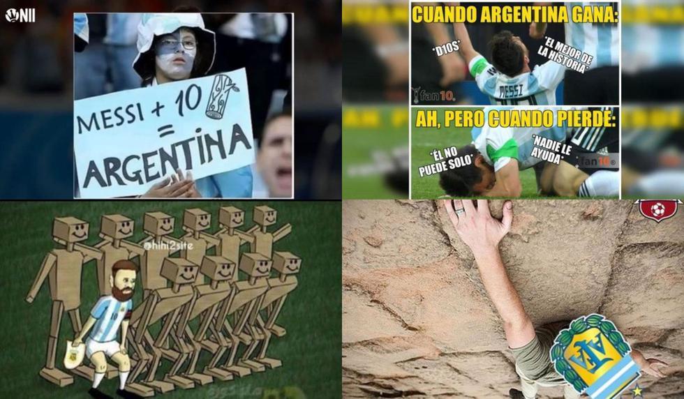 Infaltables: los mejores memes del Argentina-Brasil en el regreso de Lionel Messi a la selección [FOTOS]