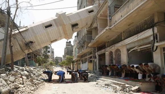 Palestina denuncia a Israel de incumplir el cese al fuego. (Reuters)