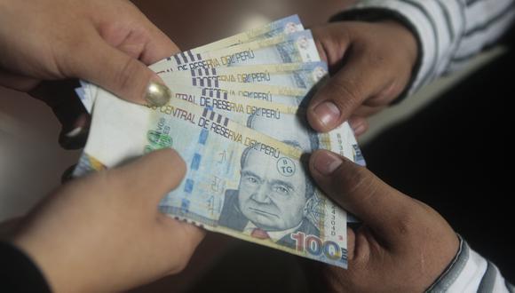 Billetes sellados (USI)