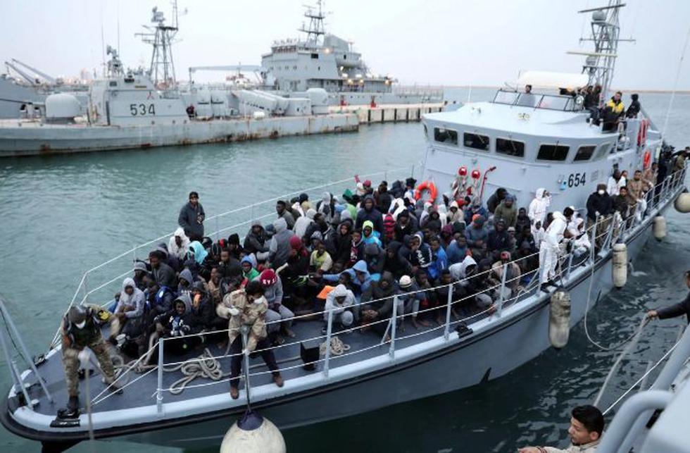 Miami: Guardia Costera interceptó precaria embarcación con 127 haitianos. (Referencial/Reuters)
