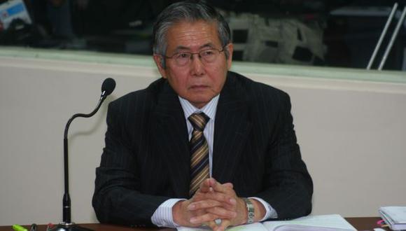 Otra vía. Ante la prohibición, ahora Fujimori se comunicará a través de misivas. (USI)