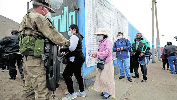 Fuerzas Armadas piden a la ciudadanía que respete los resultados de la segunda vuelta (GEC).