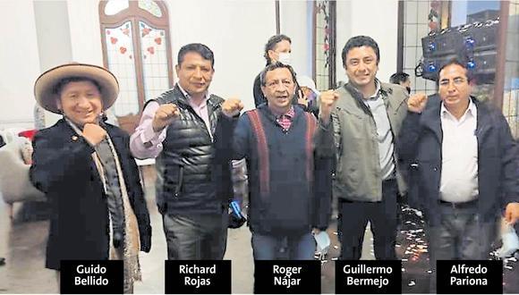 La cuota de Cerrón en el gobierno de Pedro Castillo.