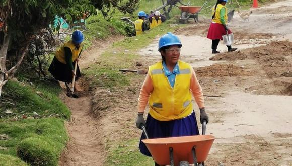 Cajamarca: municipio otorgará trabajo temporal a 534 vecinos (Foto: Municipalidad Provincial de Cajamarca)