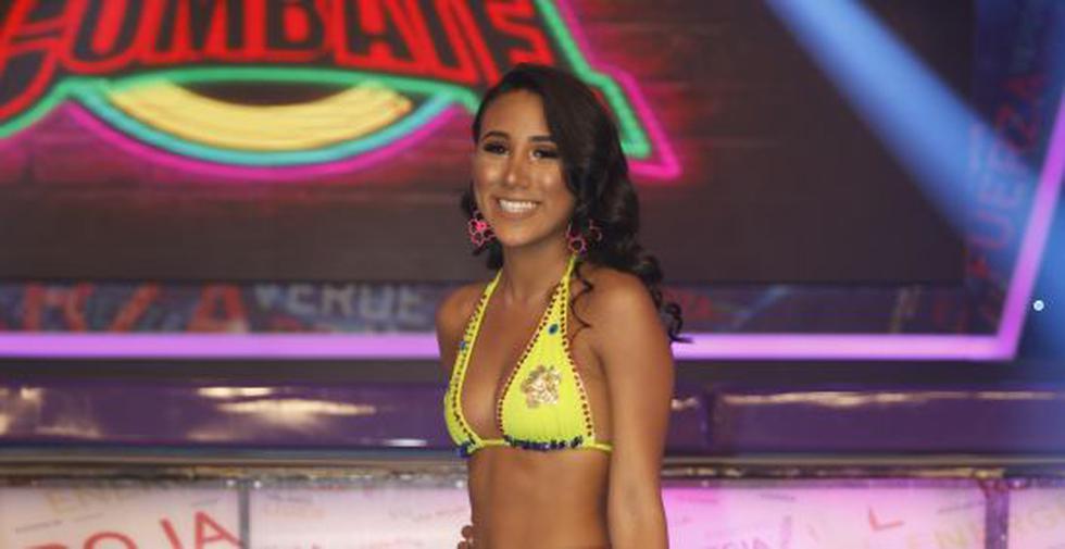 Samahara Lobatón se defendió de quienes la cuestionan por haber ingresado al reality de competencias 'Combate'. (USI)