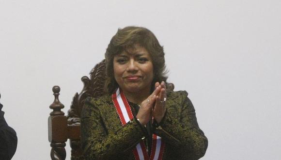 La fiscal suprema Zoraida Ávalos consideró que Rafael Vela y José Domingo Pérez están amparados por la ley al impugnar su remoción del equipo especial. (Foto: GEC)
