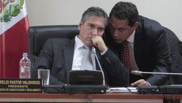 Aurelio Pastor es investigado por el Ministerio Público.  (Martín Pauca)