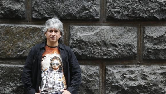 Willy del Pozo, presidente de la Cámara Peruana del Libro.