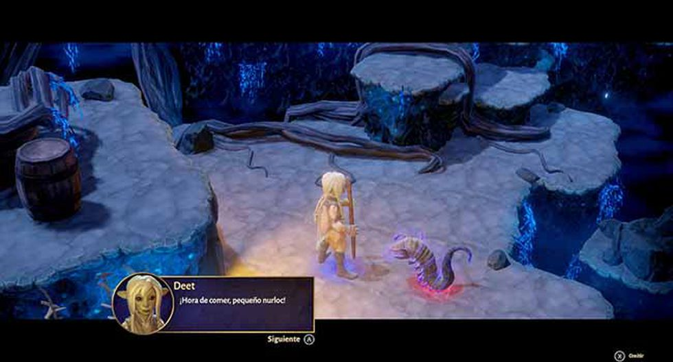 'The Dark Crystal: Age of Resistance Tactics' ha sido publicado para Nintendo Switch, PlayStation 4, Xbox One, Microsoft Windows y Mac OS.