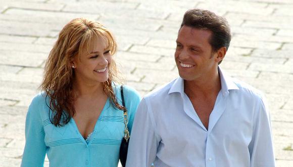 """""""El Sol de México"""" y la actriz de telenovelas estuvieron juntos durante cuatro años y se convirtieron en una familia con la llegada de sus dos hijos. (Foto: Getty Images)"""